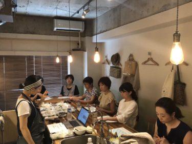 【開催報告】第5回ワークショップ -餃子を作ろう!-